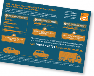 EDS Direct Mail