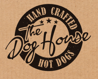 The Dog House Food Branding